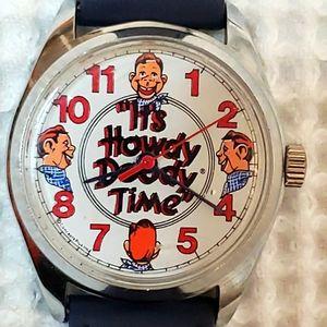 Howdy Doody Novelty Watch 40th Anniversary Edition